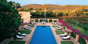 The Oberoi Vanyavilas Wildlife Resort, Ranthambore