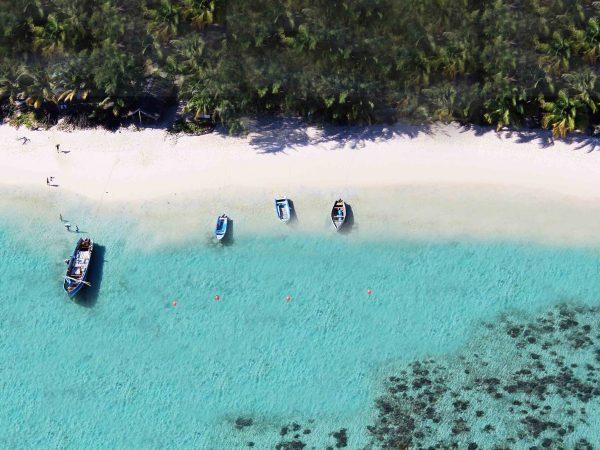 Time + Tide Miavana Boat