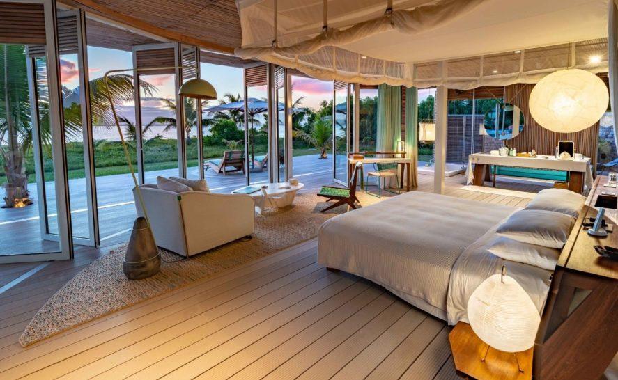 Time and Tide Miavana Villa Bedroom