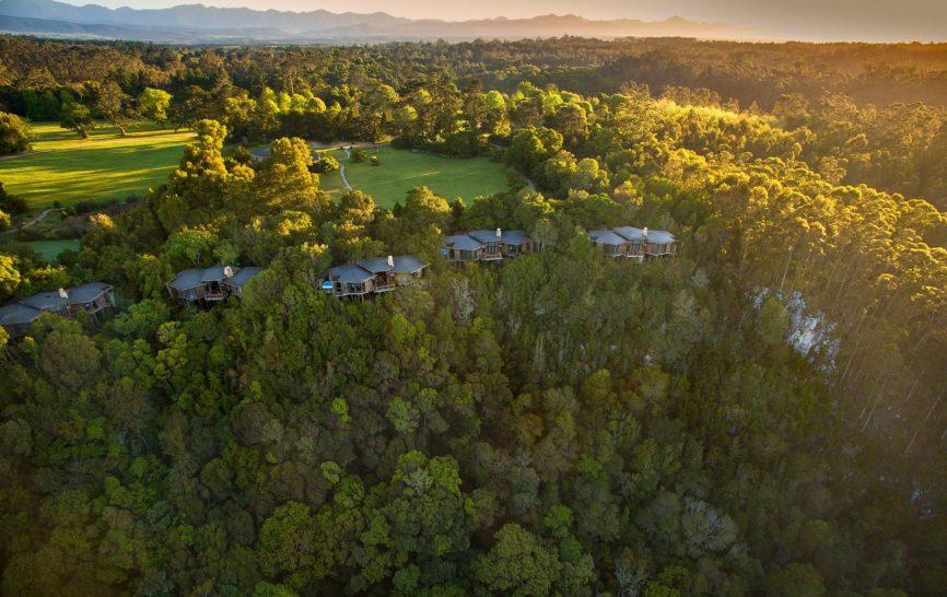 Tsala Treetop Lodge Panorama