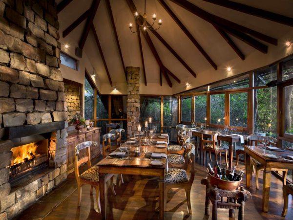 Tsala Treetop Lodge Tsala Main Dining Room