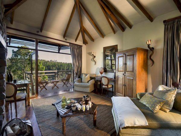 Tsala Treetop Lodge Tsala Treetop Suite