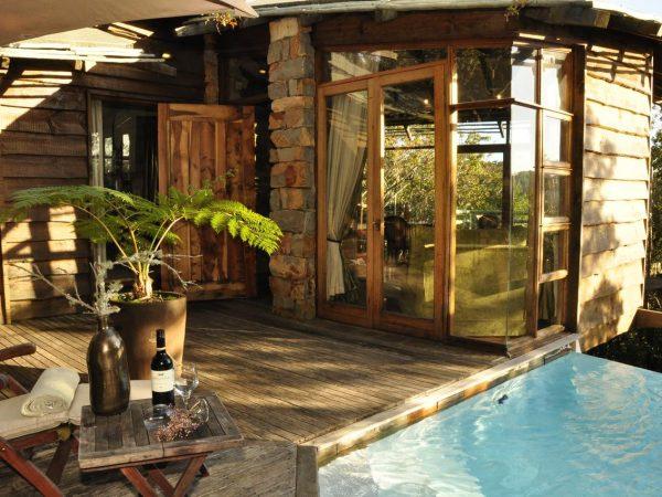Tsala Treetop Lodge View