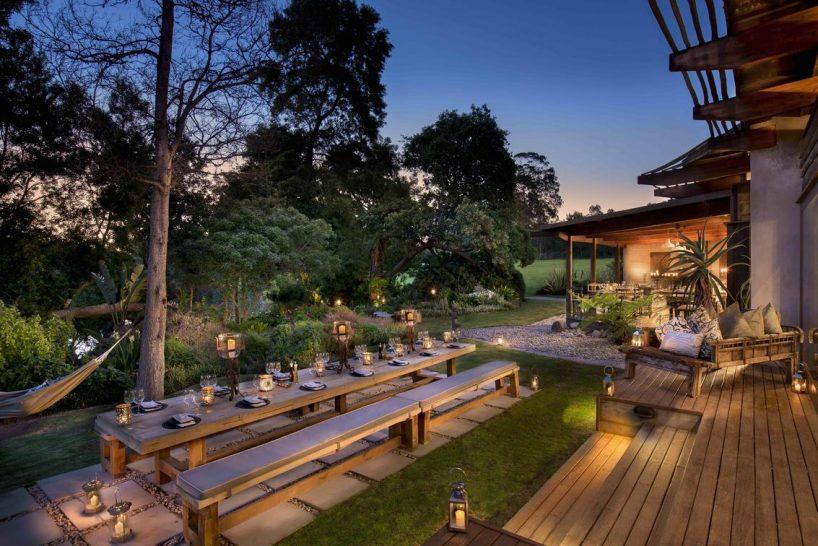 Tsala Treetop Lodge Zinzi Restaurant