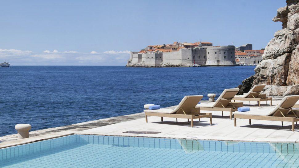 Villa Orsula Dubrovnik Pool