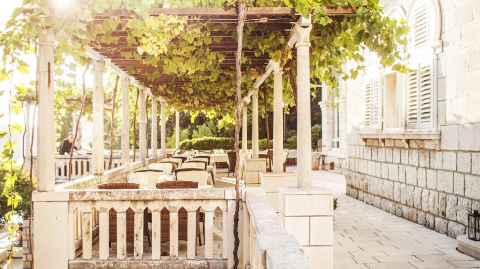 Villa Orsula Dubrovnik Restaurant & Lounge