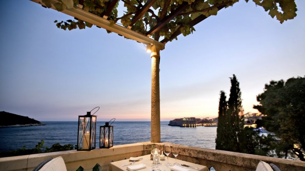 Villa Orsula Dubrovnik Victoria Restaurant & Lounge Bar