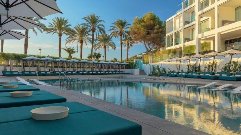 W Ibiza Wet Deck Pool