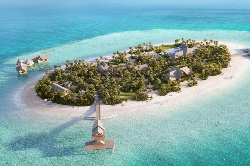 Waldorf Astoria Maldives Ithaafushi Private Island