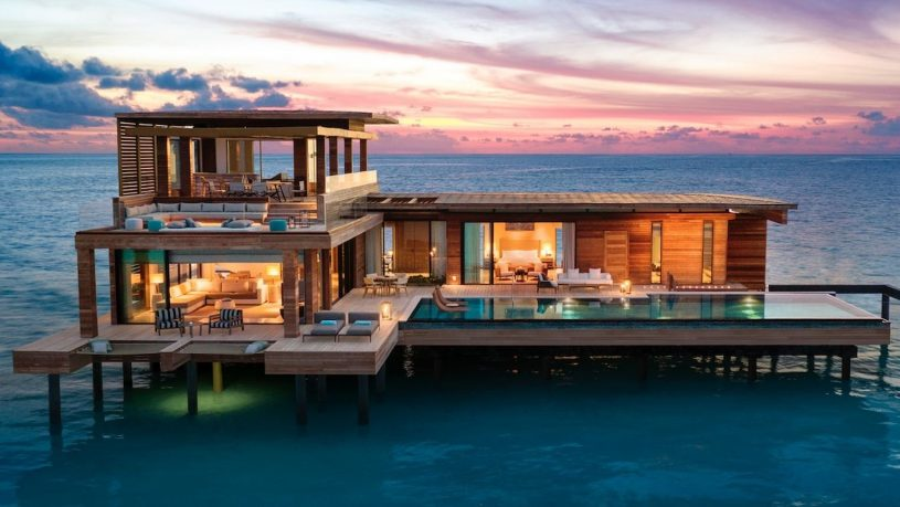 Waldorf Astoria Maldives Ithaafushi Stella Maris Duplex Ocean Villa With Private Pool