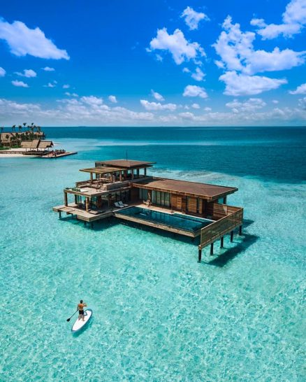 Waldorf Astoria Maldives Ithaafushi Stella Maris Duplex Villa With Private Pool