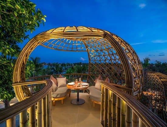 Waldorf Astoria Maldives Ithaafushi Terra Restaurant