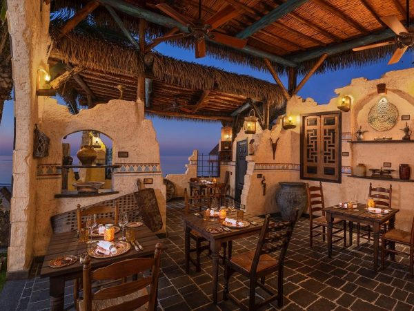 Waldorf Astoria Maldives Ithaafushi Yasmeen Restaurant