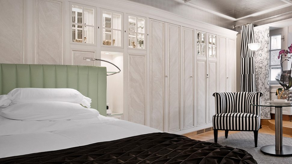 Widder Hotel Design Single Room