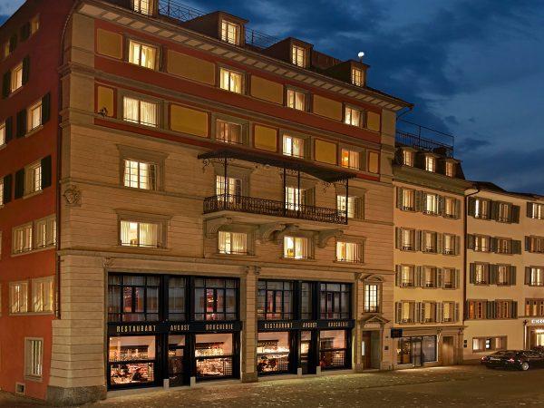 Widder Hotel Exterior