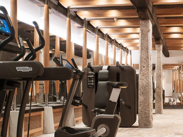 Widder Hotel Gym