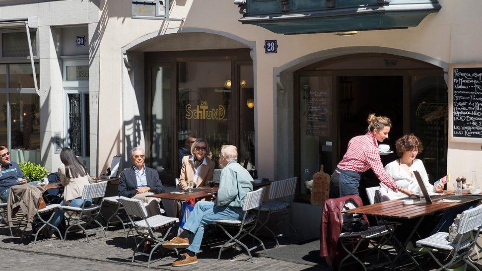 Widder Hotel Wirtschaft Zur Schtund