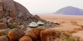 Wolwedans Boulders Safari Camp, NamibRand Reserve