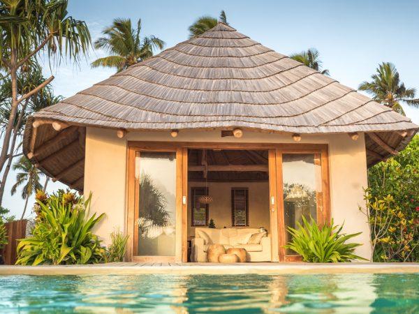 Zanzibar White Sand Luxury Villas and Spa Beachfront One Bedroom Villa