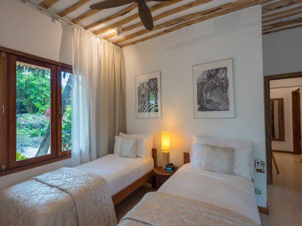 Zanzibar White Sand Luxury Villas and Spa Cinnamon Family Room