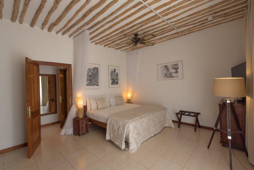 Zanzibar White Sand Luxury Villas and Spa Cinnamon Quadruple Room