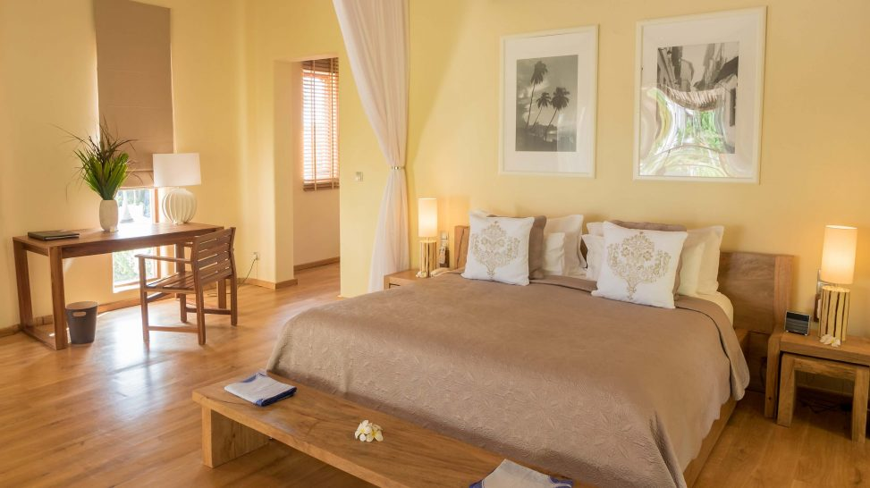 Zanzibar White Sand Luxury Villas and Spa Deluxe Family Room With Private Pool