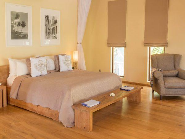 Zanzibar White Sand Luxury Villas and Spa Deluxe Room With Hot Tub