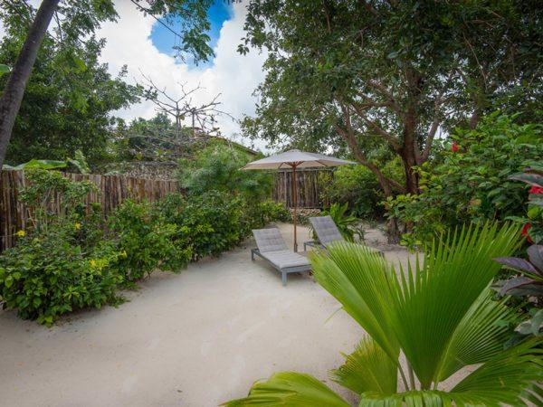 Zanzibar White Sand Luxury Villas and Spa Garden