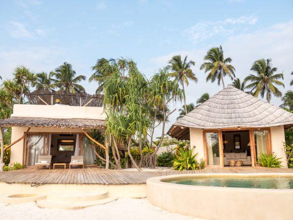 Zanzibar White Sand Luxury Villas and Spa Lobby