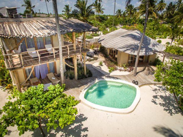 Zanzibar White Sand Luxury Villas and Spa Lobby View