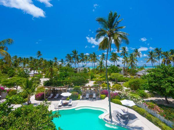 Zanzibar White Sand Luxury Villas and Spa Pool