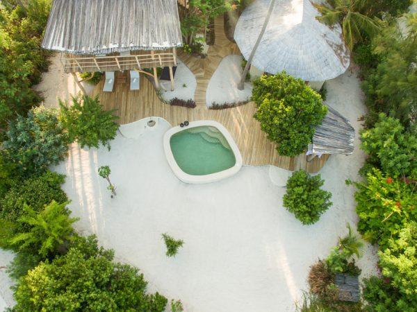 Zanzibar White Sand Luxury Villas and Spa Top View
