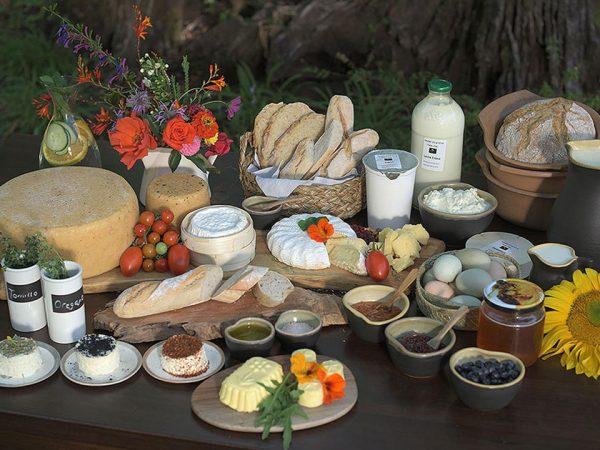 andBeyond Vira Vira Cheese Factory Tour