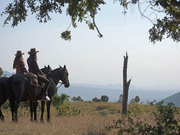 andBeyond Vira Vira Horseback Riding