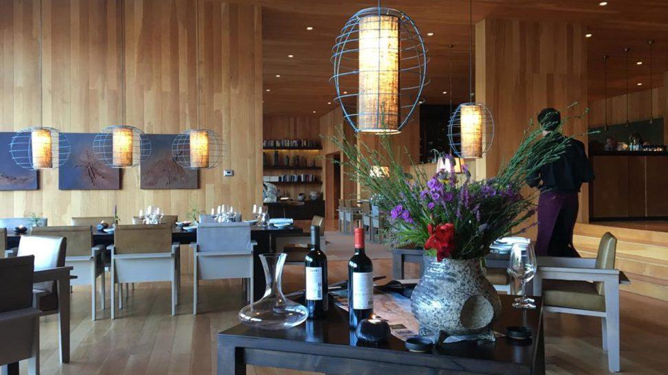 andBeyond Vira Vira Lodge Restaurant
