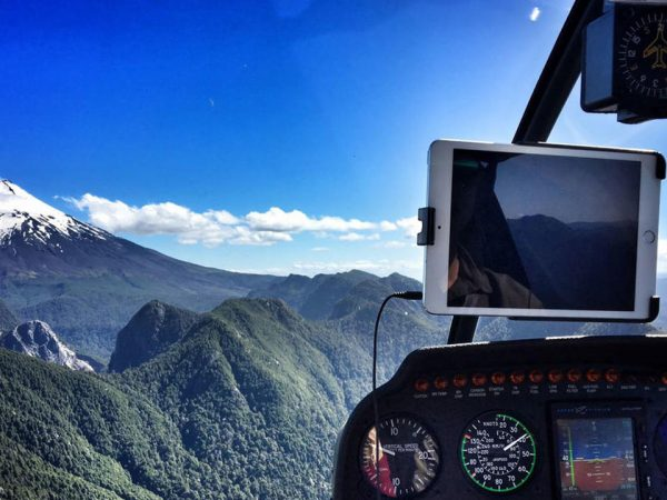 andBeyond Vira Vira Scenic Helicopter Flights