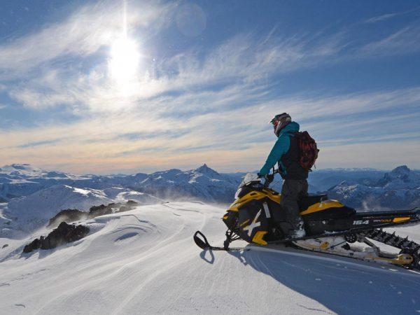 andBeyond Vira Vira Snowmobiling