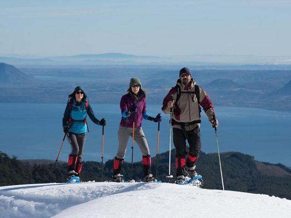 andBeyond Vira Vira Snowshoeing