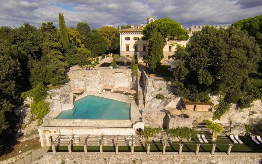 borgo pignano overview