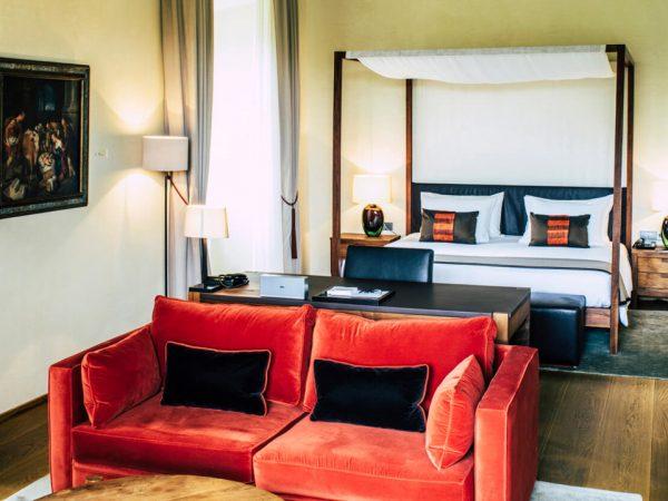 Abadia Retuerta LeDomaine Junior Suite