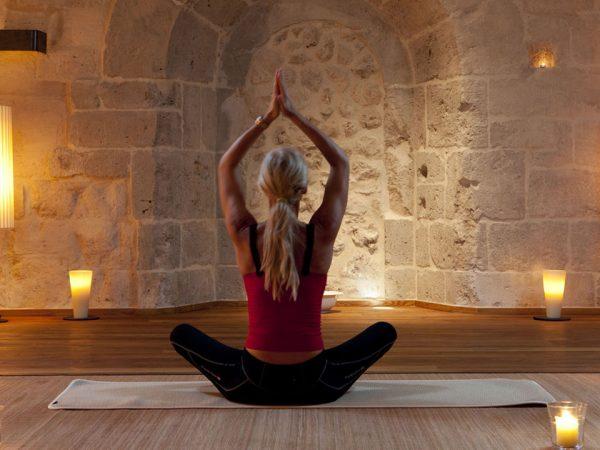 Abadia Retuerta LeDomaine Yoga