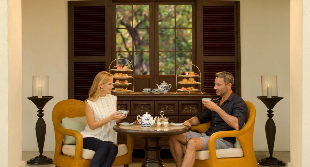 Anantara Chiang Mai Resort and Spa Afternoon Tea
