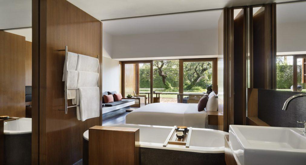 Anantara Chiang Mai Resort and Spa Deluxe Garden View Room