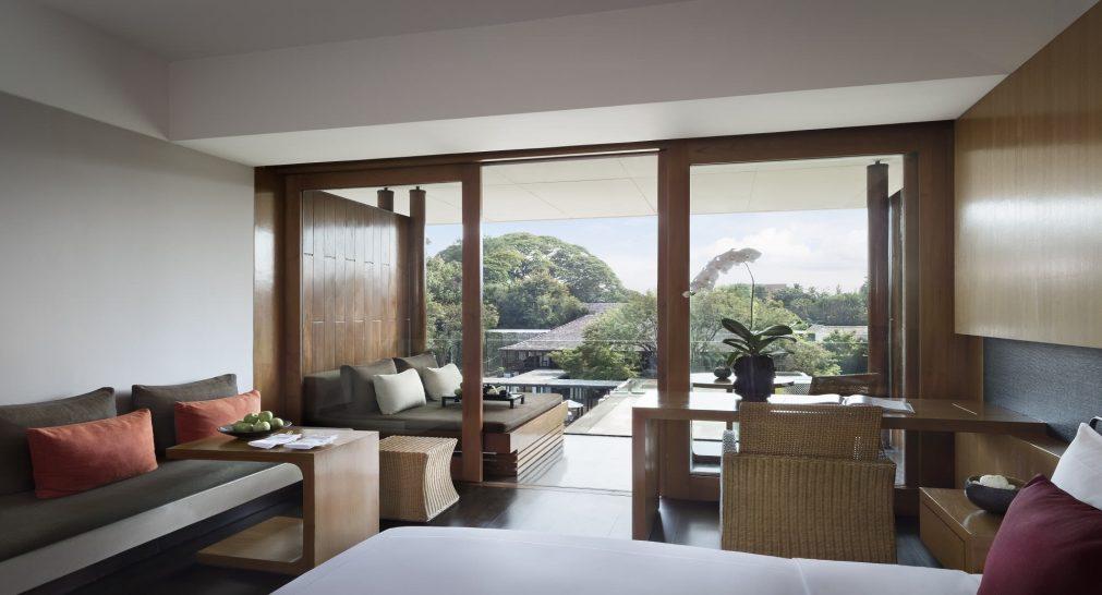 Anantara Chiang Mai Resort and Spa Deluxe River View Room