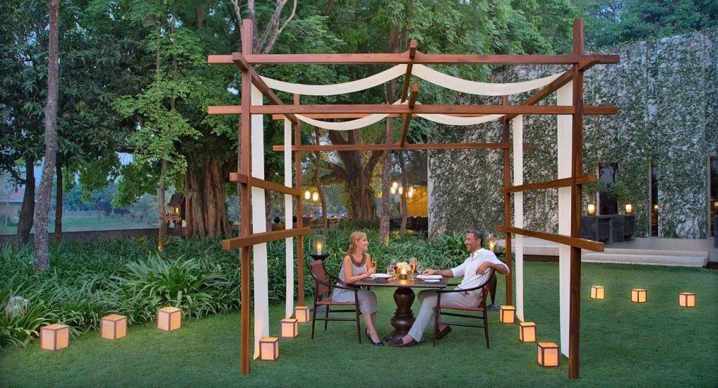 Anantara Chiang Mai Resort and Spa Dining by Design
