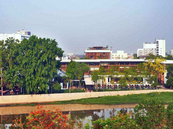 Anantara Chiang Mai Resort and Spa Exterior
