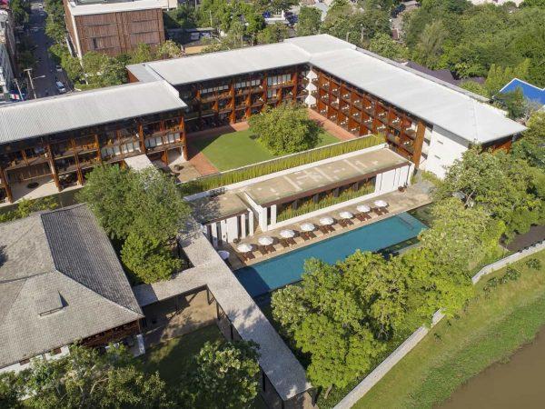 Anantara Chiang Mai Resort and Spa Exterior View