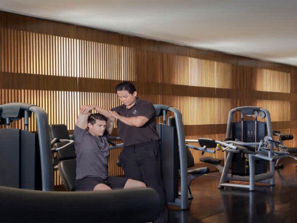 Anantara Chiang Mai Resort and Spa Gym