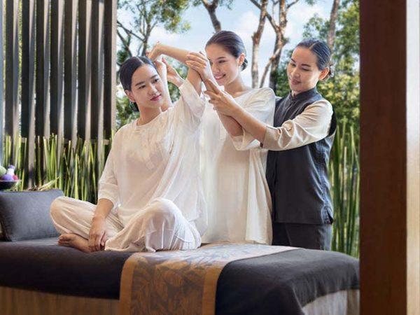 Anantara Chiang Mai Resort and Spa Hotel Spa