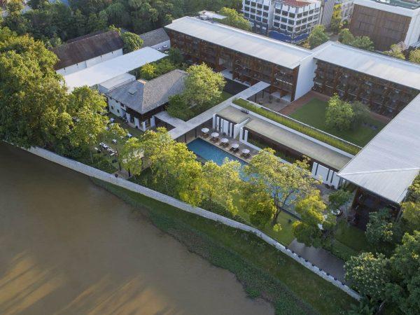 Anantara Chiang Mai Resort and Spa Hotel View